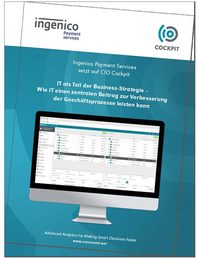 Referenzbericht Ingenico Payment Services – CIO Cockpit Business im Einsatz